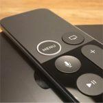 Apple работает над обновленным пультом для Apple TV
