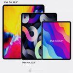 В сети появились рендеры iPad mini 6