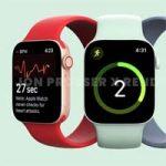 Новые Apple Watch могут выйти с более тонкими рамками вокруг экрана