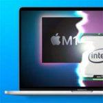 Доля Intel на рынке процессоров значительно снизится. В этом виновата Apple