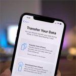 Как перенести данные со старого iPhone на новый