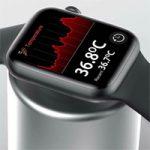 Apple Watch Series 8 смогут измерять температуру