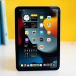 Apple не признает наличие проблем с дисплеем iPad mini 6