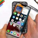 iPhone 13 Pro Max разбирается относительно легко. Но смысла в этом нет